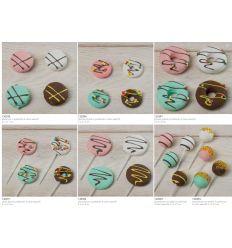Ciambelle grandi in polistirolo linea Candy (130397)