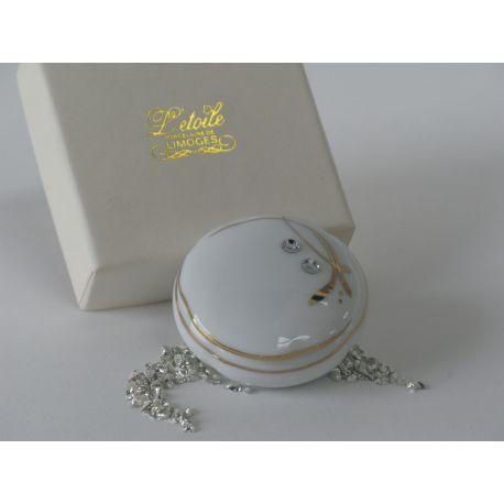 5029-WS scatolina tonda Strass*MC1 (LW110)