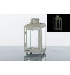 LANTERNA CON LUCE LED H18 CM *36-1 (E3264)